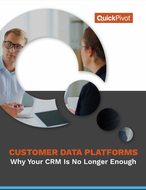 CRM no longer enough Thumb