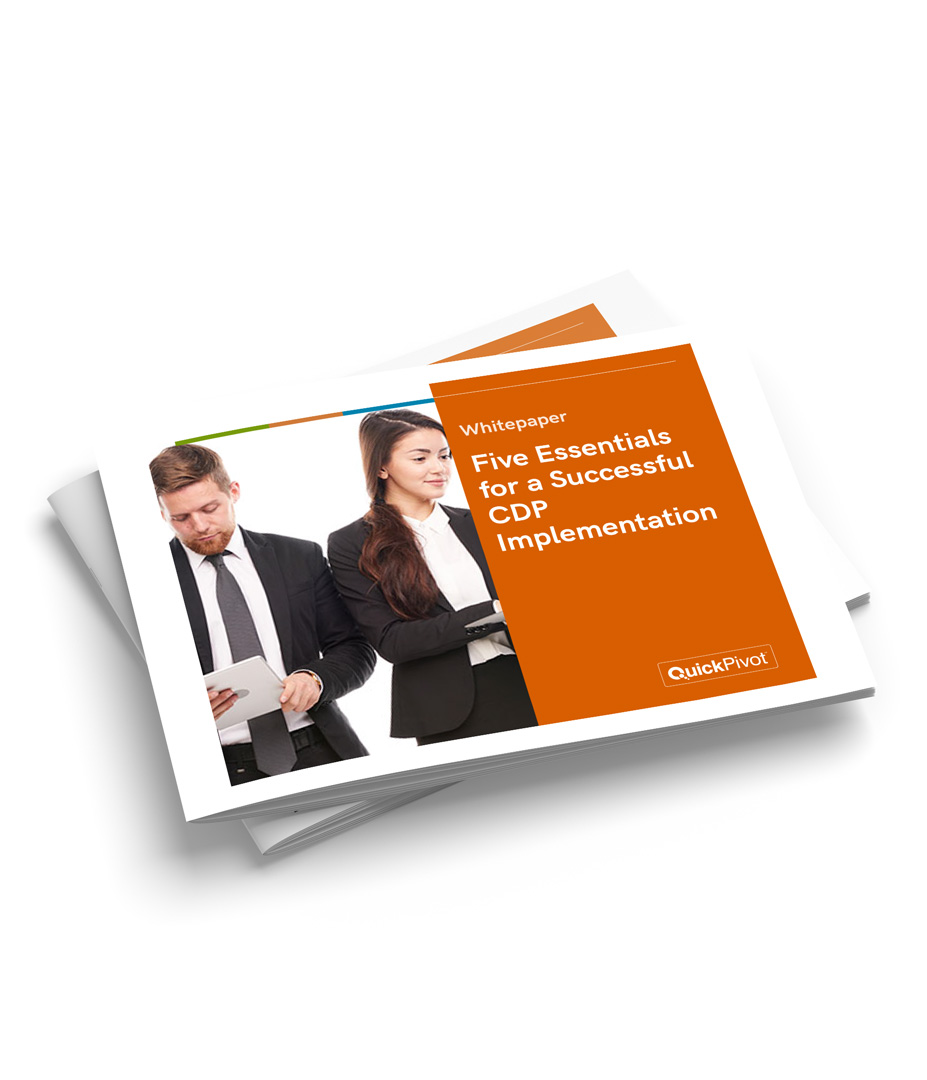 Five Essentials for a Successful CDP Implementation
